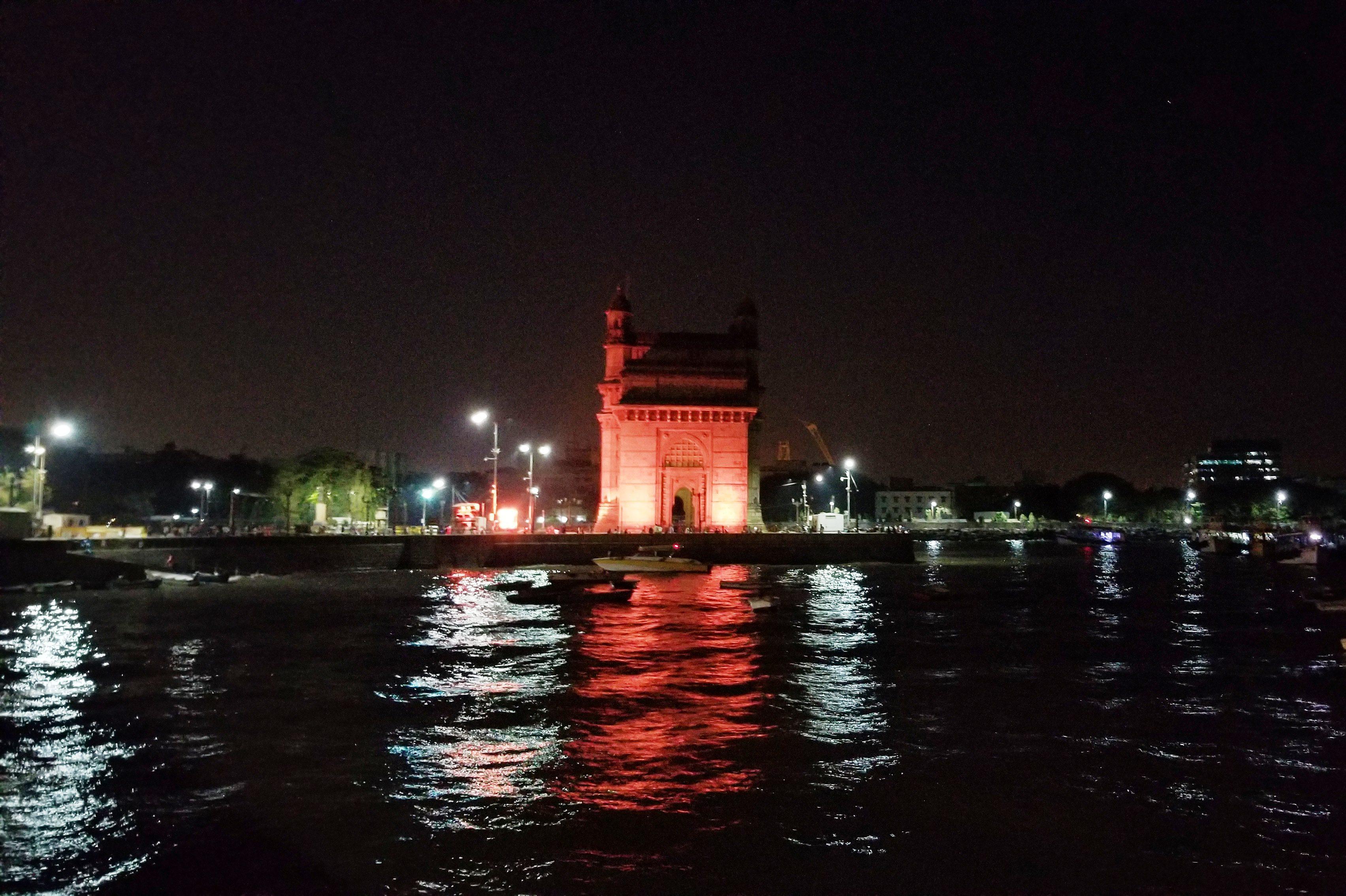 On Location - Mumbai, India