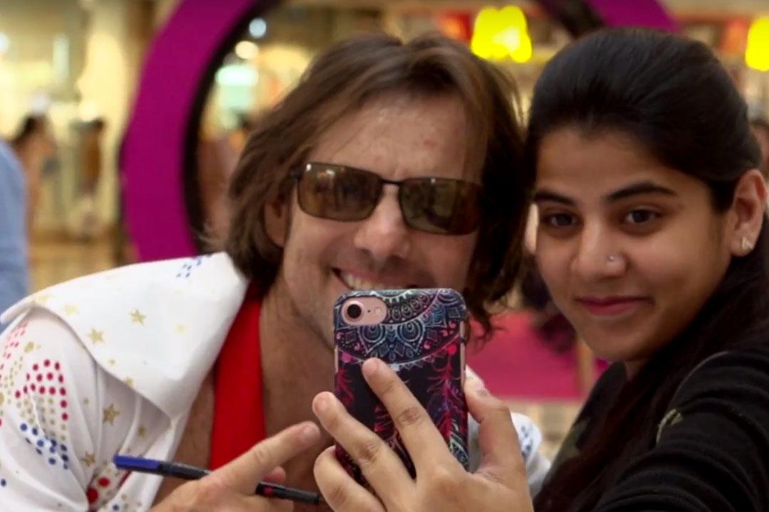 Meet & Greet - Ambience Mall, Gurgaon, India