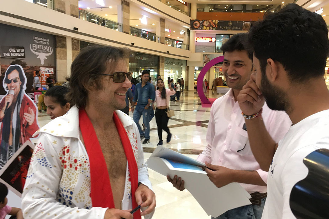 Meet & Greet - Ambience Mall, Gurgaon, India